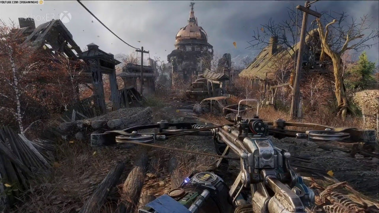 Metro Exodus Patch Download - gfboat